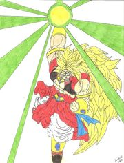 Ultimate Broly