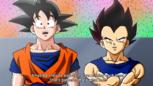 Dragon Ball Multiverse(Goku) Talking To Vegeta
