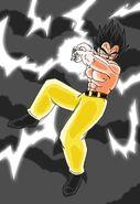 Dragon Ball Multiverse(Future Vegeta) Galick Gun