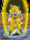 Dragon Ball Multiverse(Goku-Super Saiyan 3)