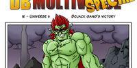 Universe 6: Bojack gang's victory