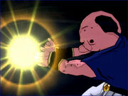 Super Buu Final Flash