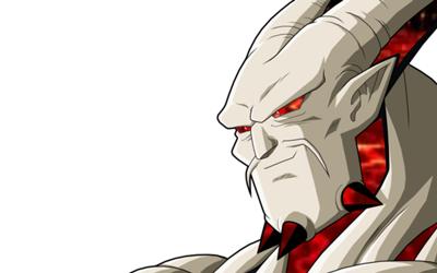 Omega Shenron Villainous Soul Form