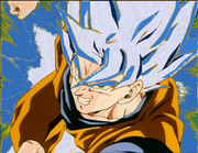 Cool Element Goku Attack