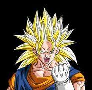 Super Saiyan 3 Vegito Jr.