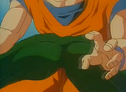Goku kick