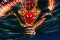 Blackstar Dragonball Shenron