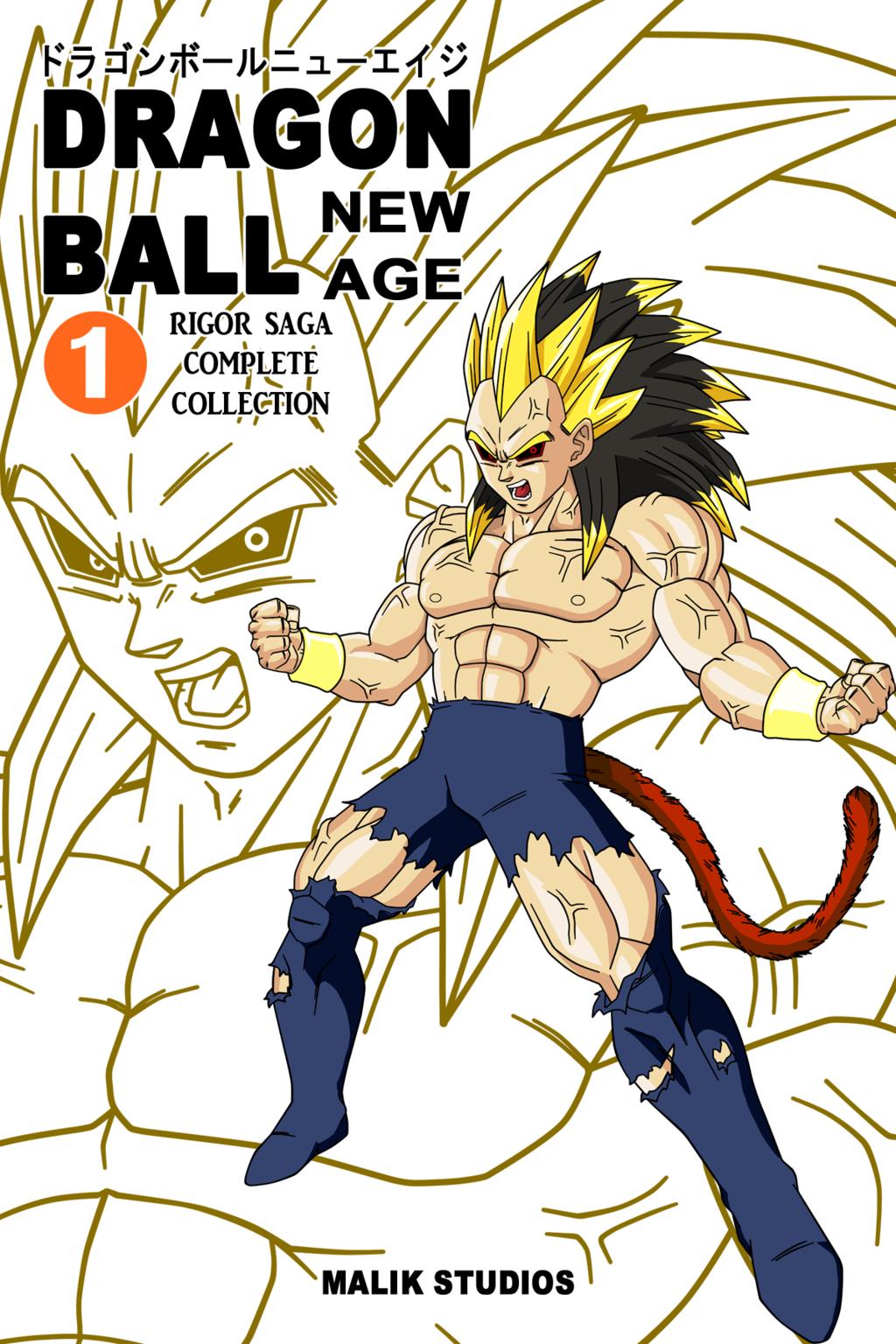Kết quả hình ảnh cho dragon ball new age rigor