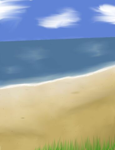 File:Anime Beach Background Update by NTamime.jpg