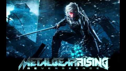 Metal Gear Rising Revengeance OST - Red Sun Extended