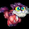 Cheshire Cat Dragon 2