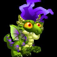Stressed Dragon 1