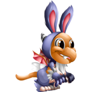 Bunny Dragon 1