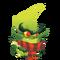 Grinchy Dragon 1