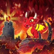 Flame Dragon-Hatch