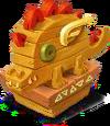 Little Dragon Statue