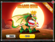 Dragon Offer - King Dragon