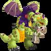 Voodoo Witcher Dragon 2