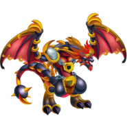 Piercing Dragon 5