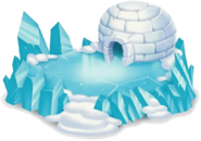 Pure Ice Habitat