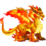 Double Flame Dragon 3