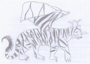 Bengal Tiger Dragon