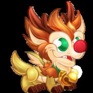 Rudolph Dragon 1