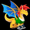 Korean Soccer Dragon 3