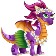 Hawaiian Dragon 2