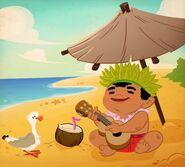 Hawaiian illustration-2