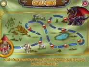 Castle quest fightmap