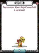 Wyvern Dragon-Daily Bonus