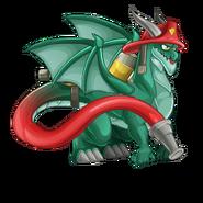 Firefighter Dragon 3