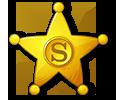 Item-Sheriff Star