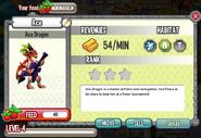 Ace Dragon Lvl 4