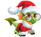 Santa Dragon 1