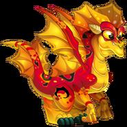 Basilisk Dragon 2