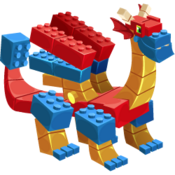 Block Dragon 3