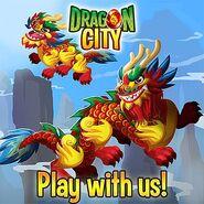 Chinese Dragon-Add