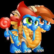 Hansel & Gretel Dragon 1