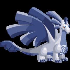 Dragon Legendario Viento