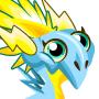 Fluorescent Dragon m1