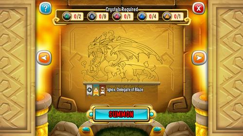 Ignox summoning