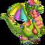 Clay Dragon 3