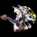 Mystic Tribe Dragon 2