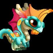 Mystic Plant Dragon 1