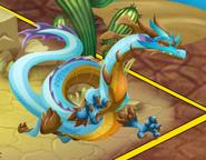 Monstruous Dragon-Habitat