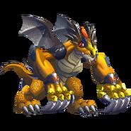 Big Claws Dragon 3