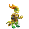 Golden Hand Dragon 2