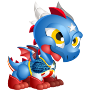 Independence Day Dragon 1